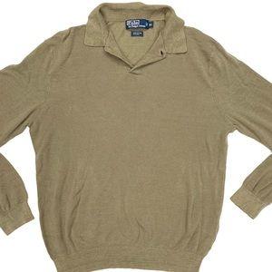 Polo Ralph Lauren Long Sleeve Collared Shirt XL